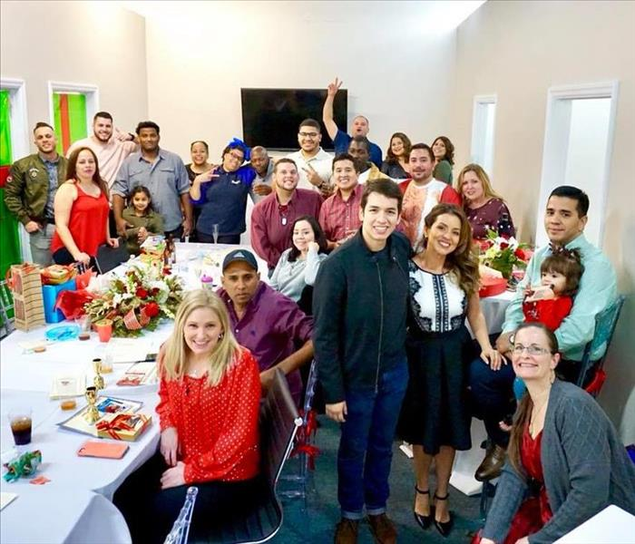 3rd Annual SERVPRO of West Palm Beach Christmas Party