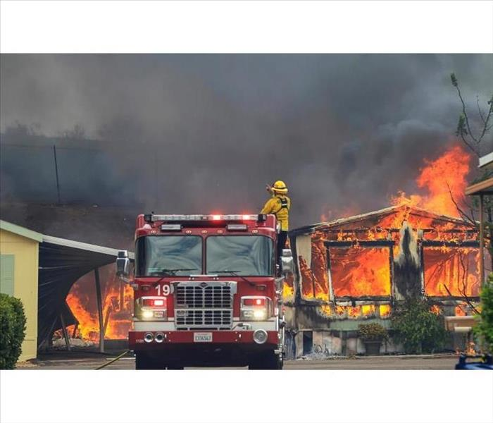 Fire Damage And Repair in West Palm Beach