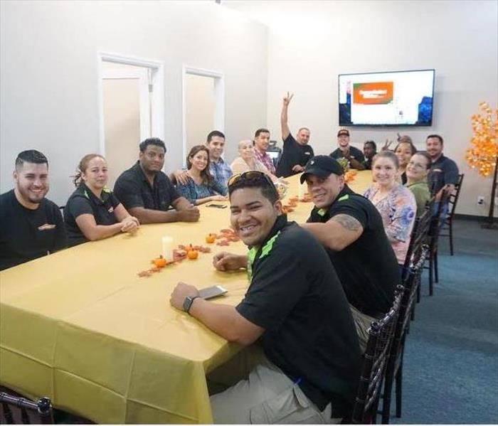 Thanksgiving at SERVPRO of West Palm Beach