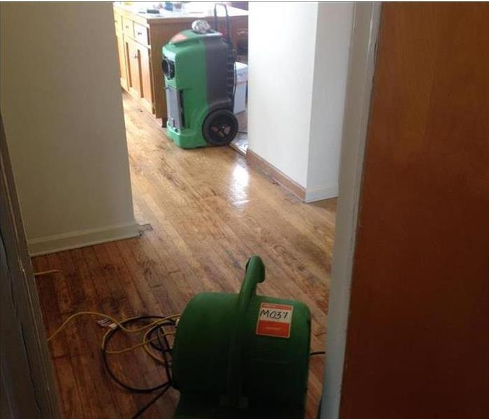 Water Damage in Palm Beach