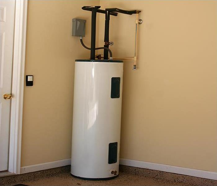 Water Damage Hot Water Tank Malfunctions Can Mean Water Removal Efforts To Your Palm Beach Home