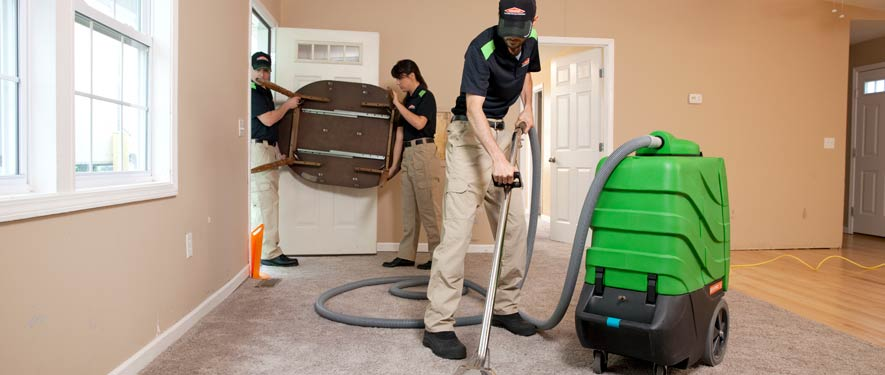 West Palm Beach, FL residential restoration cleaning